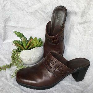 🌷Clarks Bendables Slip-on Mule